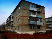 Продается 2-к квартира 40 м2 на 1 этаже 4-этажного дома п.Бакшеево - Фото 1