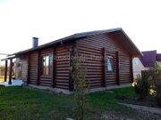 Меблированный коттедж с гостевым домом в жилой деревне. 88 км от МКАД - Фото 2