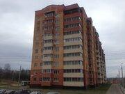 Большая 3х комнатная квартира без отделки - Фото 1