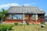Д.Рыжково.Меблированный, обжитой дом на участке 10 соток рядом с рекой. - Фото 5