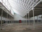 Производственно-складское помещение в городе Серпухов, площадь 3000 м2 - Фото 1