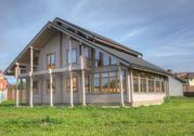 Продается дом из клееного бруса в д.Рыбаки - Фото 2
