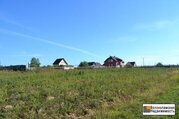 Участок 15сот с газом в деревне Клишино - Фото 1