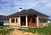 Дом с центральными коммуникациями в новом поселке Чагино! - Фото 1