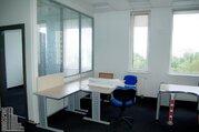 Офис 62,3м с мебелью в охраняемом бизнес-центре у метро Калужская