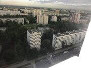 Однокомнатная квартира в новом доме на Учительской улице, Купить квартиру в Санкт-Петербурге по недорогой цене, ID объекта - 317029621 - Фото 14