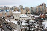 Офис с шикарным видом на город, с отдельным балконом - Фото 1