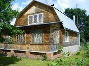 Жилой дом с участком по Новорижскому шоссе рядом с р. Истра