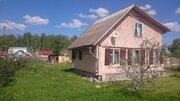 Продается дача на участке 10 соток, Ступинский район, д.Чирково - Фото 1