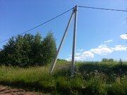 Продается земельный участок в Пушкинском р-не, п. Комягино, 6 соток - Фото 2