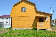 Дом ПМЖ, село Никитское 80 кв м на участке 9.5 соток 55 км от МКАД - Фото 3