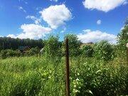 Земельный участок 6 соток д. Репниково Чеховский район - Фото 3