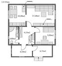 Уютный 2-х эт.каркасный дом 100м2 в д.Крева - Фото 2