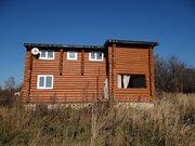 Жилой дом с участком на берегу реки по Дмитровскому шоссе