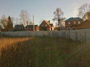 Участок 12 соток, Ленинградское ш,15 км, д.Лугинино - Фото 3