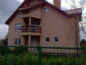 Продам дом 3этажа, 310м.кв, 22 сотки, Солнечногорский р-н, - Фото 1