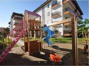 Просторная совершенно новая 1+1 квартира всего в 200м от пляжа Фугла!, Квартиры посуточно Аланья, Турция, ID объекта - 316091927 - Фото 8