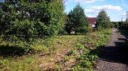 Земельный участок 10 соток около д. Сырково, Пятницкое ш. 55 км. - Фото 4