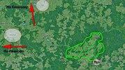 7 250 га, из них 2750 га леса (мин. 500 000 куб.м.) в собствен. - Фото 1