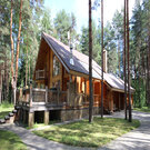 Дом в коттеджном поселке д.Плоски - Фото 1