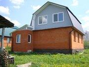 ПМЖ. Недорого кирпичный двухэтажный Дом в Подмосковье. Деревня ерёмино - Фото 2
