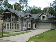 Продается 2 этажный дом и земельный участок в п. Черкизово - Фото 1