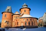 Коттедж в дворцово-замковом стиле