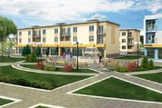 2 комнатная квартира по адресу п. Голубево, Калининградская область - Фото 1
