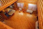 Домовладение: дом-сруб, баня-сруб, на участке 30 соток в с. Ольгинка - Фото 4