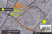 19 000 Руб., Офис 25м в БЦ, всё включено, метро Калужская в пешей доступности, Аренда офисов в Москве, ID объекта - 600557647 - Фото 15