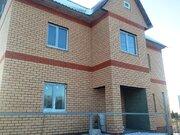 Новый дом в д Саввино 300м, 3 этажа, оформлен, чернов отд, свет газ - Фото 3