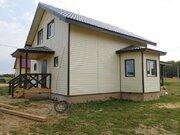 Дом из бруса с отделкой и коммуникациями в 85 км от МКАД Тишнево - Фото 2