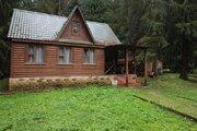 Продается жилой зимний дом граничащий с лесом д. Писково - Фото 5