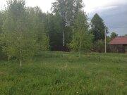 Продаётся участок 12 соток в деревне Игумново Чеховского района - Фото 2