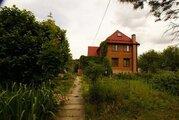Дом в закрытом кп Трубачеевка на 20 участков у озера и леса - Фото 1