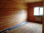 Дом д Тимшино 110м новый брусовой обшит сайдингом газ свет вода 15сот - Фото 5