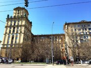 Светлая 2х комнатная квартира на Бережковской наб, д. 12 - Фото 1