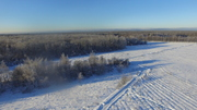 Яхрома участок граничащей с лесом площадью 9 соток 1 км озеро свет - Фото 2
