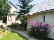 Дом 180 кв.м для постоянного проживания. ИЖС.Газ. 15 соток. 40 км МКАД - Фото 1