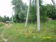Эксклюзив. 60 км от МКАД. Продается участок 10 соток в д.Бортнево, ПМЖ - Фото 3