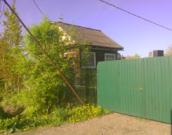 Дача 48 м2, Тосненский р-н, 25 км от спб - Фото 1