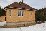 Новый кирпичный дом без внутренней отд. в Егорьевском р-не, д.Батраки. - Фото 4