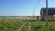 Участок 8,4 соток в ДНТ-Малинки-2 д. Петровское Воскресенского - Фото 1