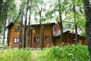 Загородный дом из бревна в лесу, Киевское ш, 28 км от МКАД - Фото 4
