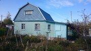 Продается зимний дачный дом на 10 сотках Ступинский район, д. Волков - Фото 1