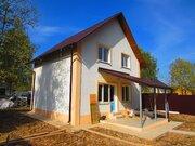 Симферопольское шоссе, 60 км от МКАД, Чеховский район, продается дом с - Фото 1