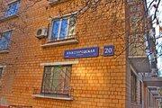 Квартира в ЦАО, Таганский район, Нижегородская улица д.20, Аренда квартир в Москве, ID объекта - 322465892 - Фото 7