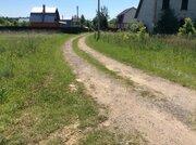 Участок в деревне Полупирогово - Фото 1