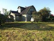 Борисова Грива 1/2 жилого дома площадью 64 кв.м на участке 15 соток - Фото 1