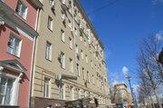 Продажа квартиры-студии 55м2 на Новинском бульваре, д 13. - Фото 1